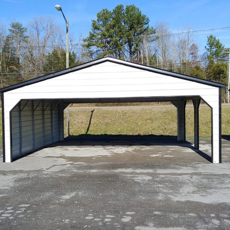 carport in oak ridge tn
