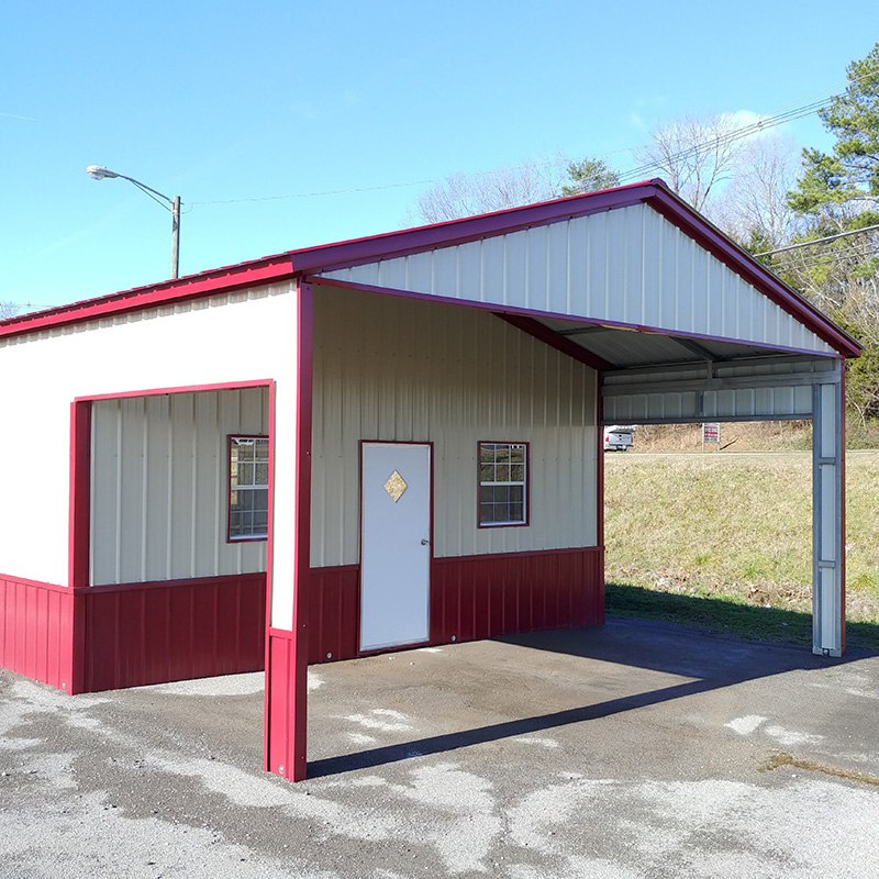 carports in knoxville