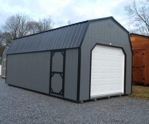metal garages at R&R Buildings Oak Ridge
