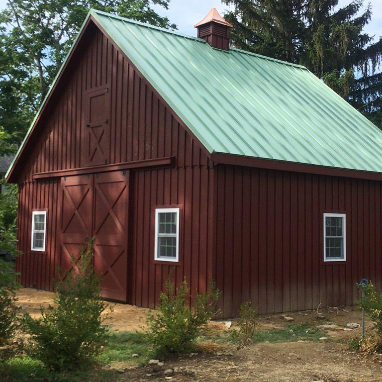 Barns at R&R Buildings Oak Ridge