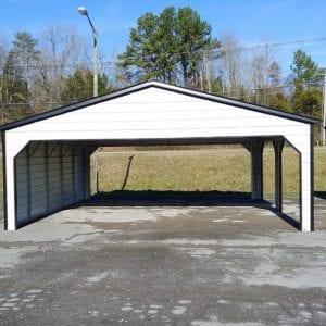 carports at R&R Buildings Oak Ridge